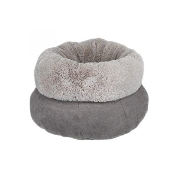 Elsie bädd, ø 45 cm, grå/ljusgrå