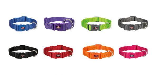 Trixie Premium Halsband i flera olika färger