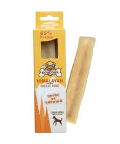 Coucour Himalayan Cheese Bone, Large 100g