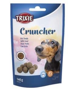 Trixie Cruncher Forell, 140g